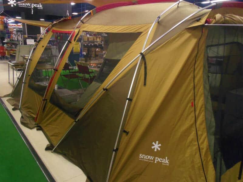 来年2014年からの春秋キャンプのテントを悩み中