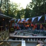 キャンプアンドキャビンズ那須高原でキャンプ・ハロウィン2013(10/11-14)2日目